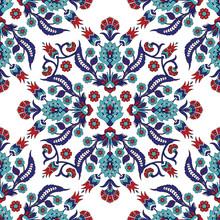Turkish Arabic Pattern Vector ...