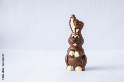 Easter chocolate bunny Poster Mural XXL