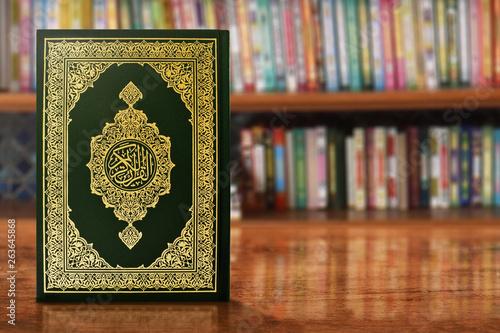 Photo Quran holy book