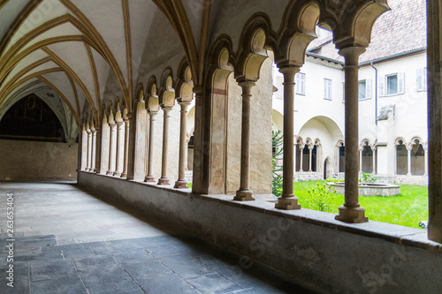 Convento dei Padri Francescani di Bolzano, Trentino Alto Adige Italia Slika na platnu