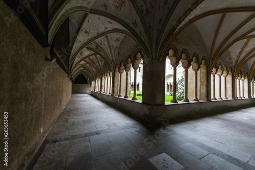 Fotografia, Obraz  Convento dei Padri Francescani di Bolzano, Trentino Alto Adige Italia