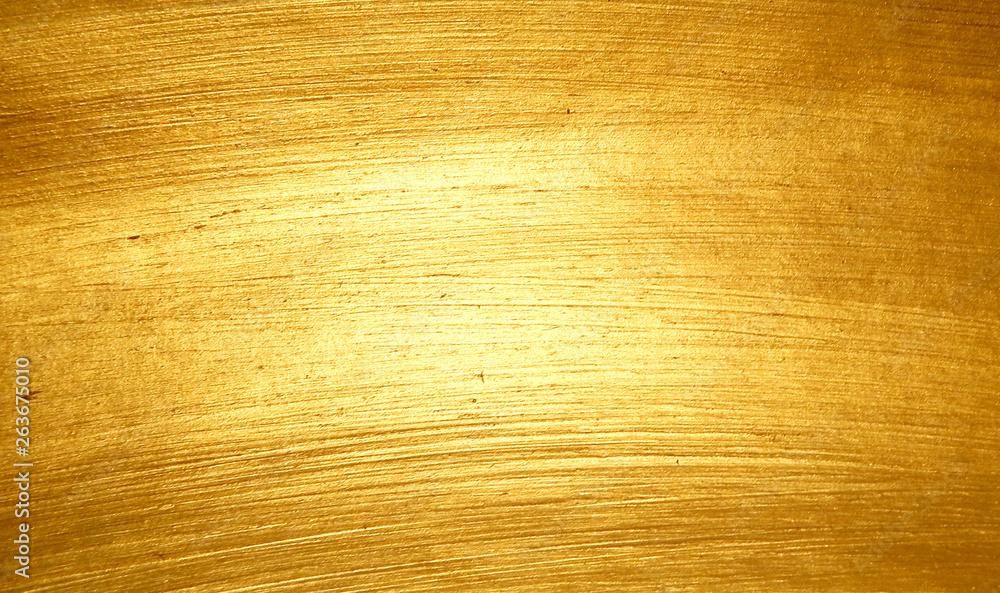 Fototapety, obrazy: hi-res golden background