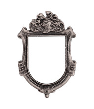 Silver Gothic Frame For Painti...
