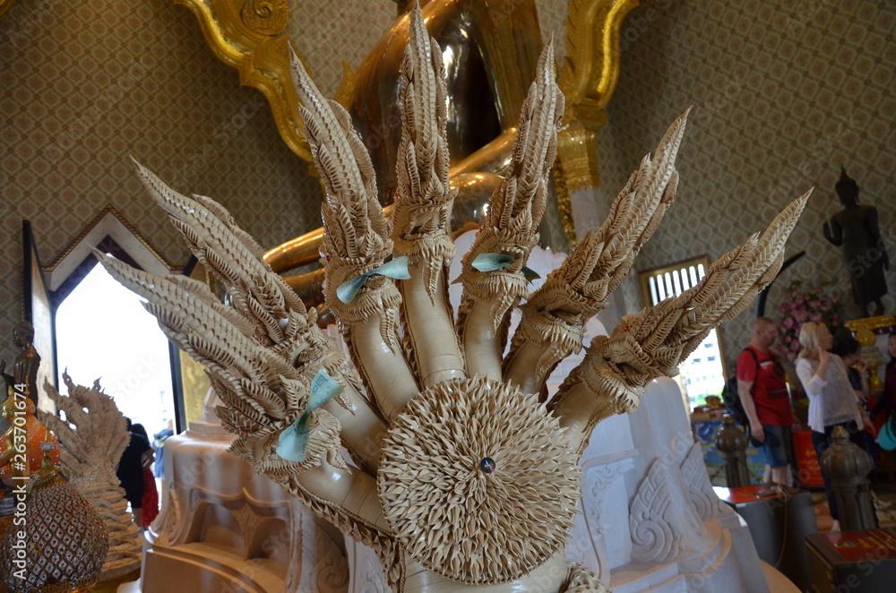 Fototapeta Tajlandia Bangkok Wat Traimit