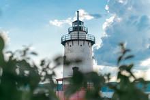 Sleepy Hollow Lighthouse On A ...