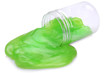 Leinwanddruck Bild - Slime antistress toy in plastic bottle temlate