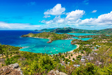 Antigua And Barbuda, Falmouth ...