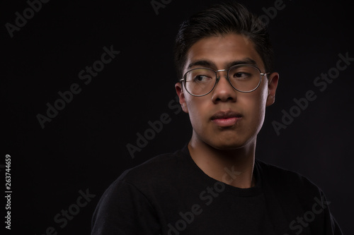 Fototapety, obrazy: mexican young man