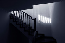 Scary Stairs To The Loft