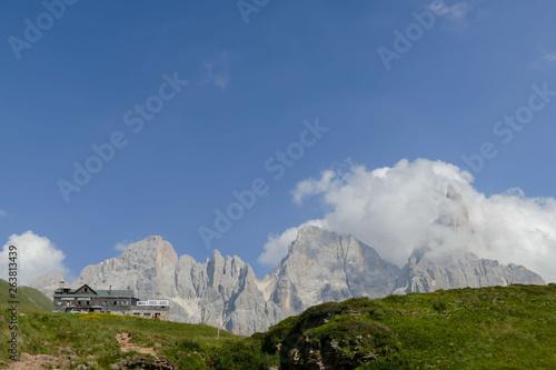 Photo  National Park Tre Cime di Lavaredo Dolomiti