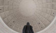 Jefferson Memorial In Washington DC. Photo