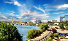 Sacramento Walks, California S...