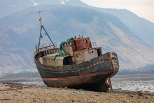 Shipwreck, Scotland