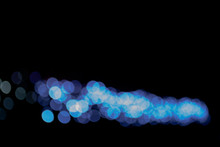 Bokeh Background Ideal For Christmas Designs