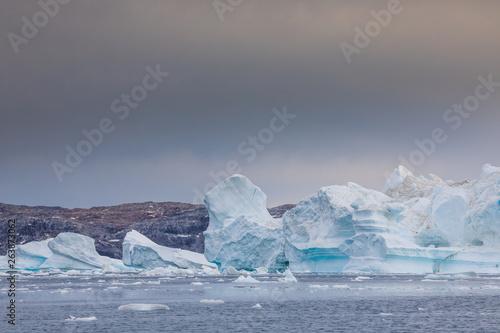 Poster Antarctic Die Wildnis Grönlands