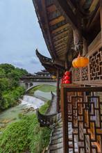Furong Ancient Village And Wat...