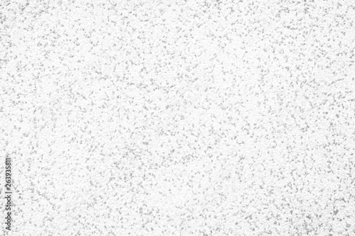 Fototapety, obrazy: White Gravel Sand Wall Texture Background.
