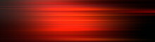 Horizontal Orange Strip Lines. Abstract Background.