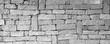 Backsteinmauer - Hintergrund - Steinmauer