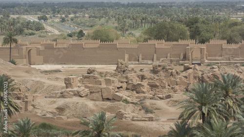 Tela Babylon city, Iraq