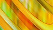 Abstract Orange and Green Diagonal Background