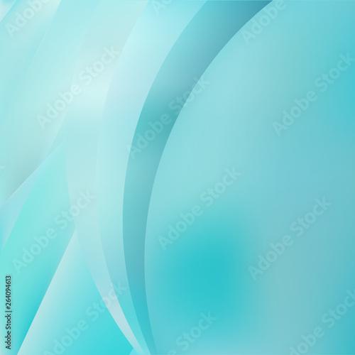 Foto op Aluminium Groene koraal Turquoise Background