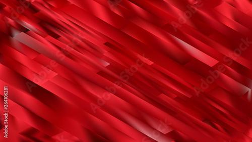 Foto auf AluDibond Abstrakte Welle Abstract Dark Red Background
