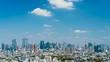 東京風景 タイムラプス 2019.春