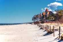 Haus Am Strand Ostsee Leba Hotel