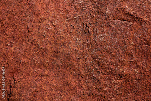 Stickers pour portes Cailloux psychedelic rough coarse stone texture macro photo