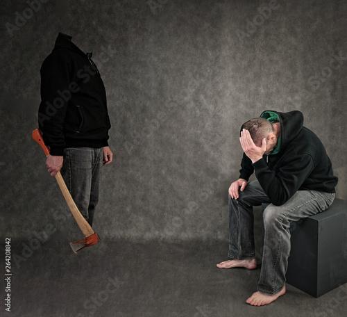 Fotografie, Obraz  You do what I tell you