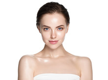 Beauty Face Healthy Skin Woman...