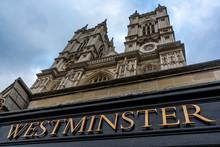 Westminster Abbey Von Unten
