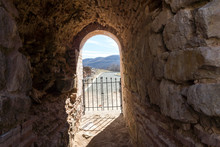 Ruins Of Ancient Roman Fortres...