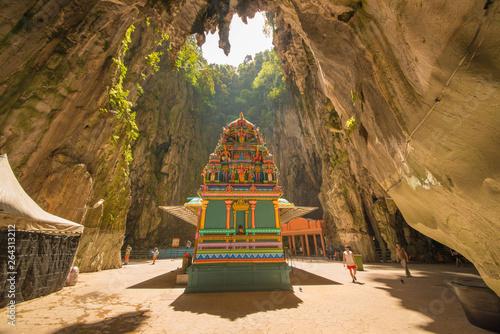 Photo Batu Caves in Kuala Lumpur, Malaysia.