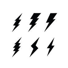 Thunder Bolt And Flash Logo De...