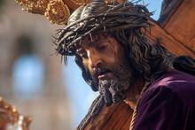 Nuestro Padre Jesús De La Humildad De La Hermandad Del Cerro Del águila, Semana Santa De Sevilla