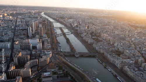 Photo Stands Paris Paris view