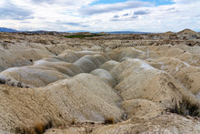 The Badlands Of Abanilla And M...