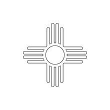 Religion Symbol, Native Americ...