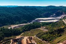 Mine Of Salt Or Potashe, Spain