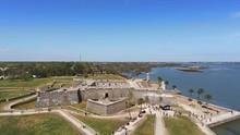 Castillo De San Marcos Fort In...