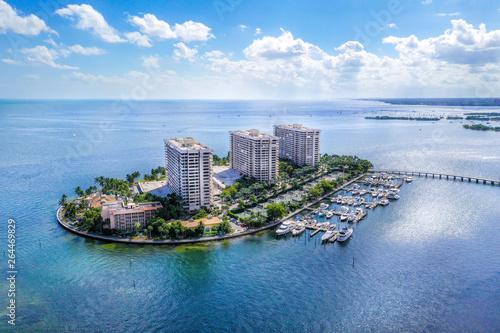 Valokuvatapetti Grove Island, Coral Gables Miami