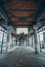 Span's Basketball Hoop