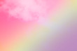 abstract pastel gradient sky , blurred background