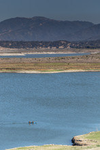 Cachuma Lake Recreation Area In Santa Barbara CA