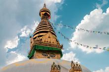 Swayambhunath Stupa The Monkey Temple