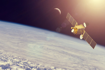 Space communications satell...
