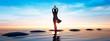 Yoga am Meer - Sonnengruß