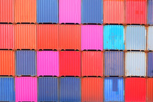 Background, Wall, Container Of...
